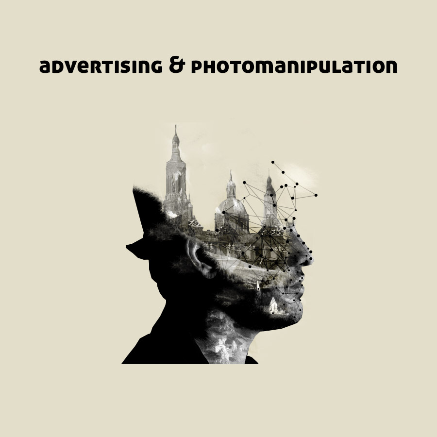advertising & photomanipulation